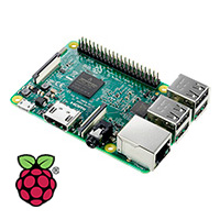 Raspberry Pi メインボード(Bluetooth/Wi-Fi)Raspberry Pi 3 model B画像