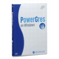 SRA PowerGres on Windows V5 (P-PWGW-005)画像