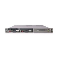 Hewlett-Packard ProLiant DL360 R04p X3000-2M 1P 1GB SCSI (380325-291)画像