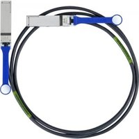 Mellanox passive copper cable, VPI, up to 56Gb/s, QSFP, 2m画像