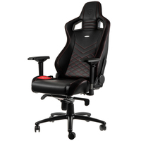 noblechairs noblechairs EPIC レッド (NBL-PU-RED-003)画像