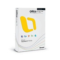 Microsoft Office 2008 for Mac Special Media Edition アップグレード (FWA-00032)画像