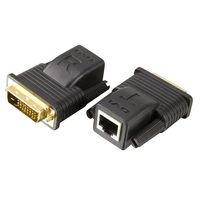 PETITE 2 PORT DVI CABLE KVMP SWITCH.画像