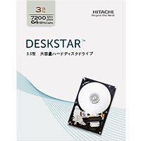 HITACHI IDK/3.0TB/6Gb/s SATA/7200rpm/3.5inch