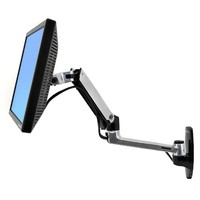 Ergotron LX Wall Mount LCD Arm (45-243-026)画像