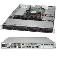 SUPERMICRO SYS-5019P-WT (SYS-5019P-WT)画像