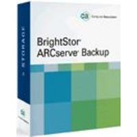 Computer Associates BrightStor ARCserve Backup r11.5 SP2 for Linux Tape Library Option – Japanese (BABLBR1150J10)画像