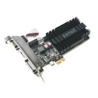 ZOTAC GT 710 ZONEEDITION 1GB DDR3 LP(PCI EXx1)画像