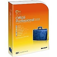 Office Professional 2010 English