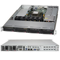 SUPERMICRO SYS-5019P-WTR (SYS-5019P-WTR)画像