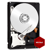 WD Red SATA6Gb/s 64MB 5TB Intellipower 3.5inch 1.2TB/plt AF対応