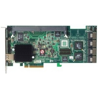 areca Serial ATA II PCI-Express x8 Bus 内部マルチレーン 4ポートRAIDカード (ARC-1261MLx8)画像