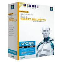 ESET Smart Security V5.0 5PC更新